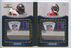 McCoy Benn 2010 Topps Five Star Dual Laundry Tag Shield Patch Booklet 4 TH1641