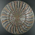 FINE SALVIATI ZANFIRICO MURANO ART GLASS PLATE C1920s