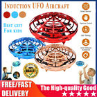 Mini Drone Quad Induction UFO Flying Toy Hand Controlled RC Kids Xmas Gifts US