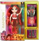 Rainbow High Ruby Anderson Red Fashion Doll with 2 Outfits New for 2020