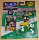 1999 DORSEY LEVENS Green Bay Packers Rookie Starting Lineup Dupe