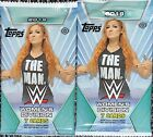 2019 Topps WWE Women's Division Hobby Factory Sealed GUARANTEED HOT PACK Lot (2)