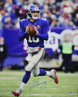 Eli Manning Autographed Signed New York Giants 16x20 Photo BAS 29152