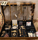 Beautiful Resell Lot Signed Costume Jewelry Monet Givenchy Pearl Trifari New