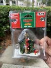 Lemax 02808 DECORATED LIGHT DOGHOUSE Christmas Village Accessories