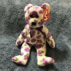TY BEANIE BABIES NARA KOREA ASIA PACIFIC FLOWER NEW WITH MINT TAG