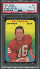 Len Dawson Cards, Rookie Card and Autographed Memorabilia Guide 9