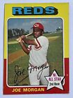 Joe Morgan Cards, Rookie Cards and Autographed Memorabilia Guide 15
