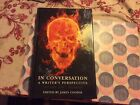In Conversation A Writer Perspective Vol 1 Horror signed copy BFS