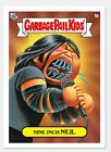 2018 Topps Garbage Pail Kids Rock & Roll Hall of Lame Trading Cards 17