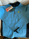 Cannondale Womens Cycling Jersey LS Blue  Black SZ XL Brand New