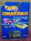 152 HOT WHEELS CONVERTABLES HOT ROD VW BUG NOC NEW ON CARD