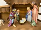 Vintage Hummel West Germany Nativity Set 9 Piece HX323 Goebel