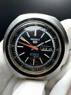Seiko 6119 6400 Working Everything Authentic One Owner No Bracelet Perfect Dial