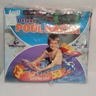 Vintage Aqua Pool Racer Inflatable Race Car Swimming Pool Kids Accessories