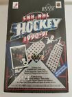 VINTAGE - 1990-91 UPPER DECK HOCKEY - FRENCH EDITION - FACTORY SEALED (Low) BOX