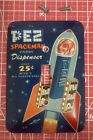 PEZ Spaceman Advertisement LightSwitch Wall Plate with Screws Very Nice