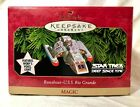 Hallmark Star Trek Deep Space Nine Runabout U.S.S. Rio Grande Christmas Ornament