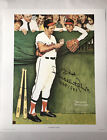 Norman Rockwell Red Sox Painting, The Rookie, Sells for $22.5 Million 9
