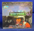 1994 Topps Star Wars Widevision Factory Sealed Box of 24 Packs