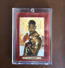 2010 Ringside Boxing Round One, Roy Jones Jr #75-Turkey Red 100 pt card