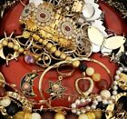 Vintage Now Unsearched Untested Junk Drawer Jewelry Lot Estate All Wear L962