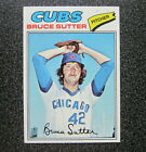 Bruce Sutter Cards, Rookie Card and Autographed Memorabilia Guide 14