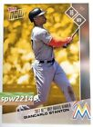 2017 Topps Now Golden Ticket Baseball Cards 22