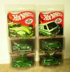 Hot Wheels 2012 Collectors Edition Mail In Kmart Toys R Us Complete Set of 4