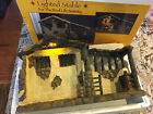 Three Kings Nativity Lighted Stable For 7 Figures RealLife Nativity LOOK