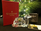 Waterford Crystal The Nativity Collection Camel Figurine in Waterford box