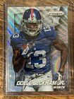Odell Beckham Jr. Rookie Card Guide and Visual Checklist 63