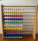 Battat Wooden Abacus Counting Learning Toy