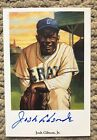 Josh Gibson Cards and Autographed Memorabilia Guide 6