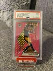 Chase Claypool Mosaic Football Pink Fluorescent RC No. 220 05 10 PSA 9 Steelers