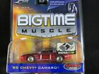 JADA TOYS BIGTIME MUSCLE 2007 Wave 11 85 Chevy Camaro Brand New 164 Red