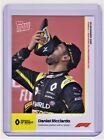 2020 Topps Now Formula 1 Racing Cards Checklist Guide 20