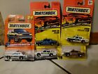 Lot Of 5 Matchbox State Sheriff Police Cars New York Police Ford Ltd New