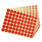 19mm Circles Round Code Stickers Self Adhesive Sticky Labels X1u3