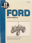 Manual Fo44 Fits Ford New Holland 1300 1310 1500 1510 1700 1710 1900 1910 2110