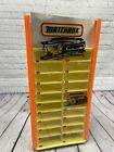 Matchbox rotating store display stand Missing Top E1