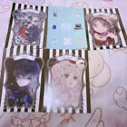 Black Butler Black Label POP UP STORE Illustration Card Benefits 5 items set