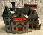 Lemax Caddington Village  Somerset Hall  1998 Works  Light And Cord Included
