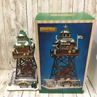 Lemax 13892 Grizzly Peak Sky Lookout Tower Christmas Village 2011 Collection