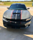 2 Color 10 Twin Rally Stripes Fit 2009 - Up Dodge Charger Fdc3m Vinyl