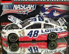 JIMMIE JOHNSON 2013 NASCAR AN AMERICAN SALUTE LOWES 1 24 ACTION