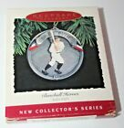 Vintage HALLMARK1994 Ornament 1st in Series-Baseball Heroes-BABE RUTH