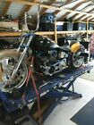 Custom Motorcycle chopper softail 300mm Roller project