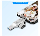 Apple Mfi Certified 128Gb Photo Stick For iPhone Storage iPhone Memory iPhone