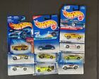 Large Lot Of Collectable Hot Wheels